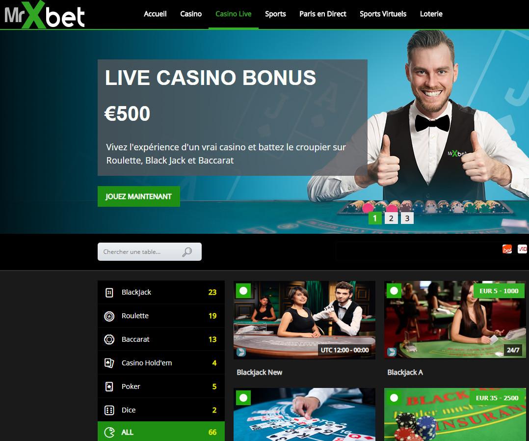 Avis casino MrXbet : est-ce un casino digne de confiance ?