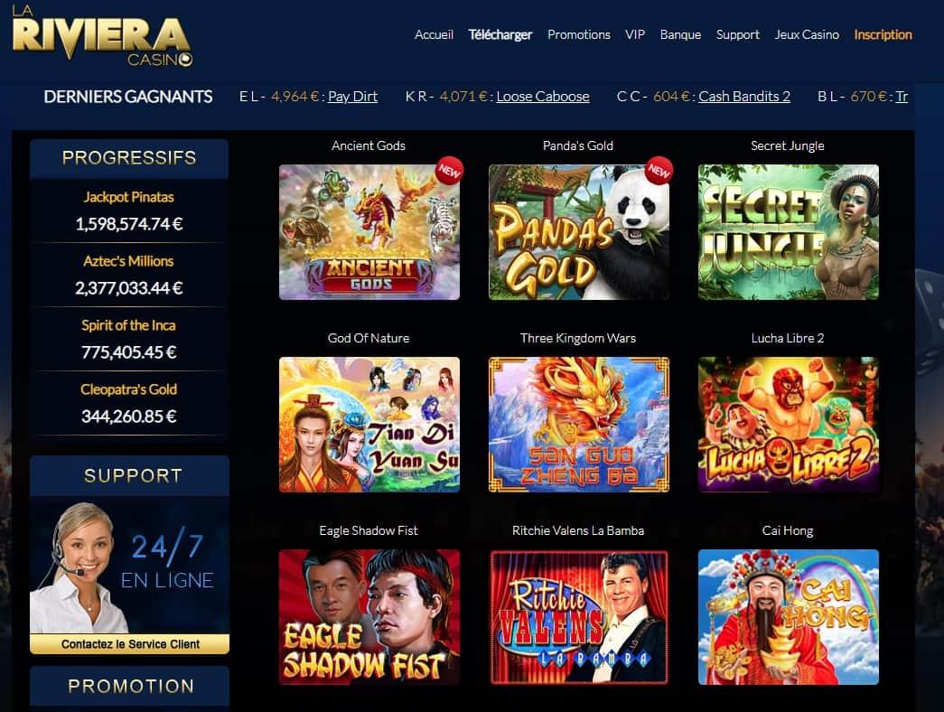 Casino La Riviera : doit-on lui faire confiance ?