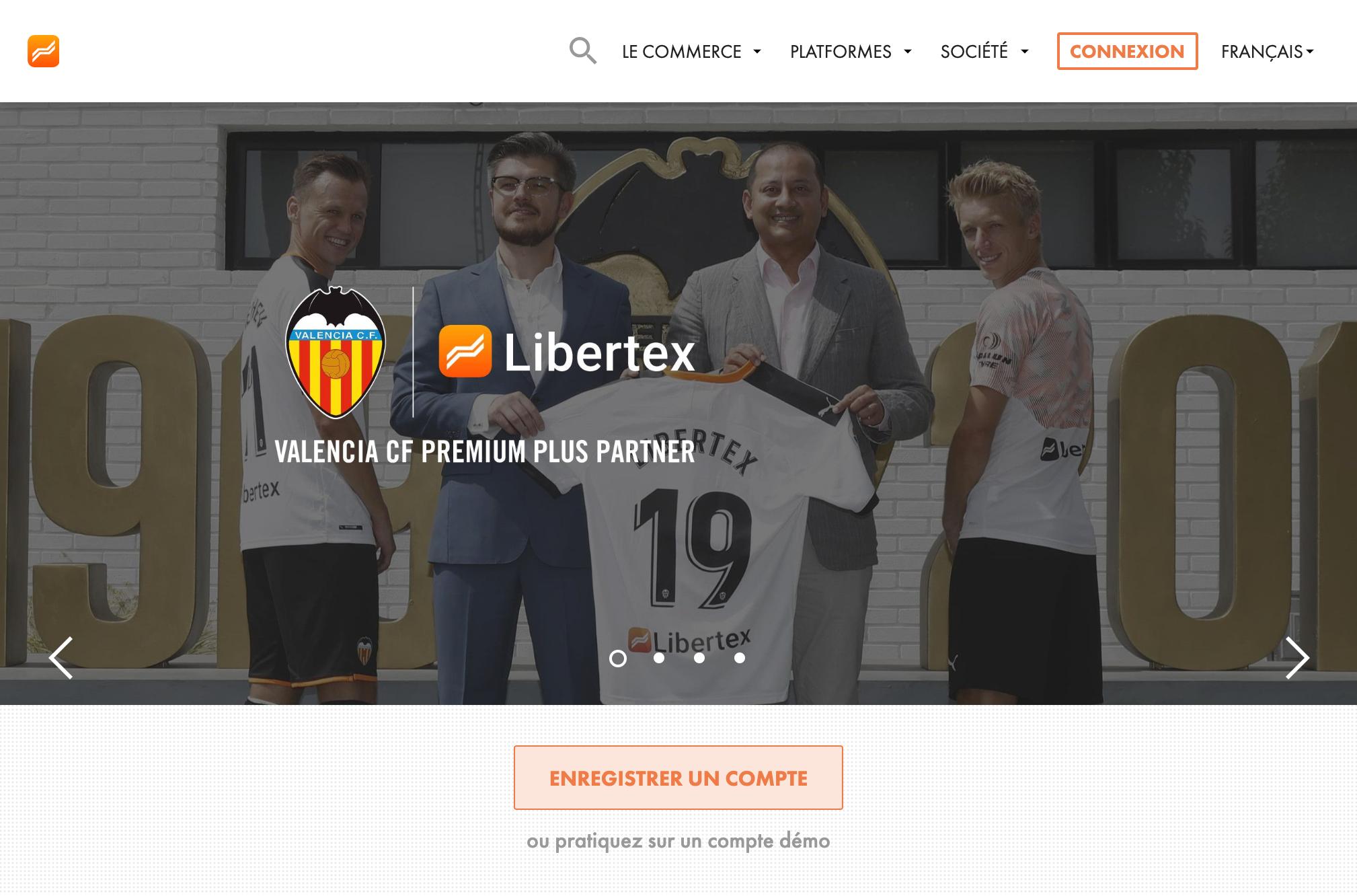 Avis sur Libertex, vérification du niveau de crédibilité
